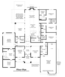 Kingston - Floor Plan