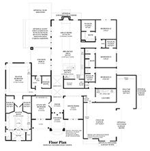 Kingston - Floor Plan