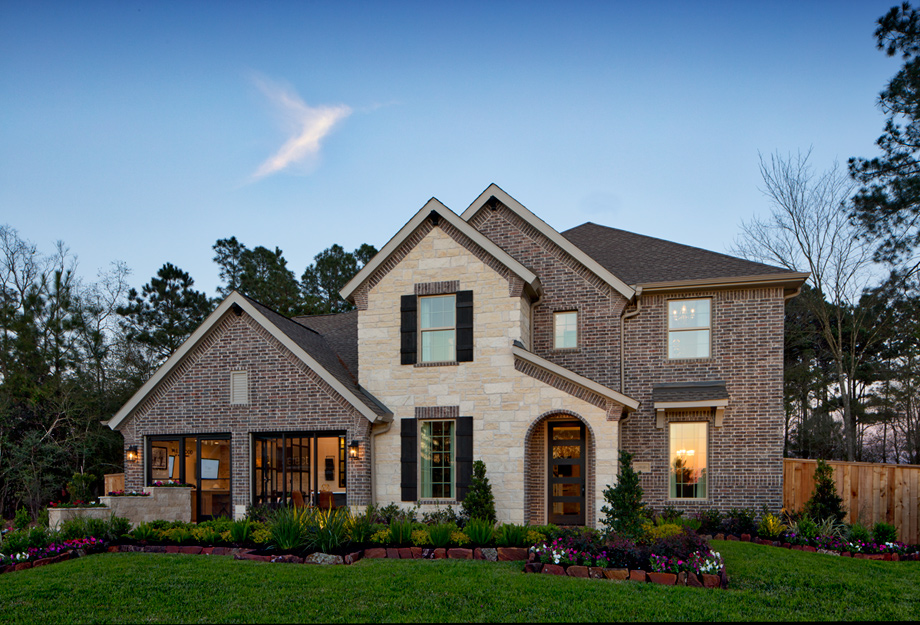 New Homes In Northpointe Tomball