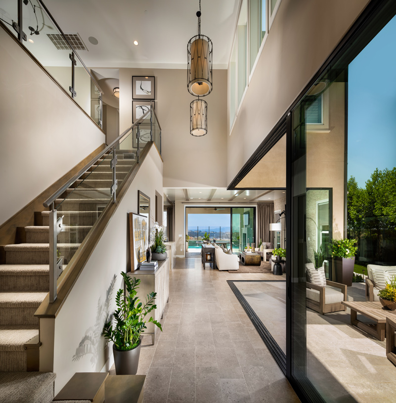 House Model Design: New Luxury Homes For Sale In Porter Ranch, CA
