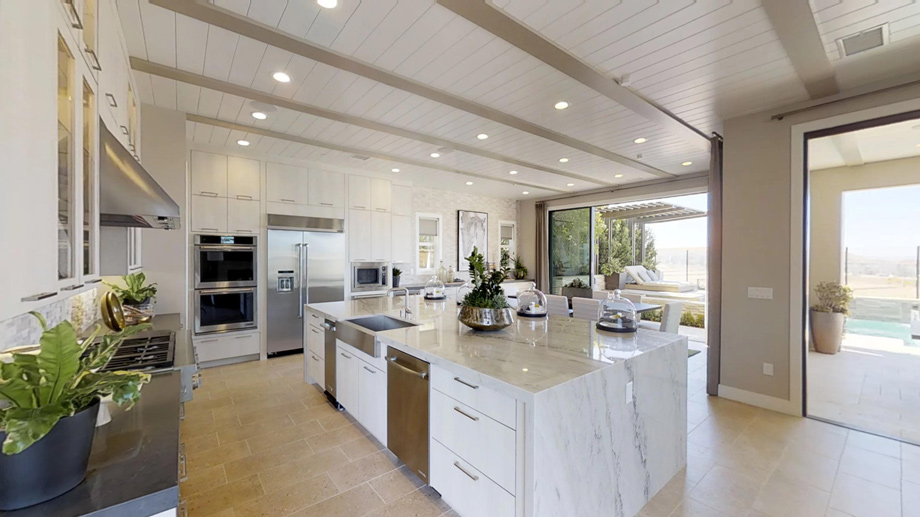 Langham Model - Luxury Home Community Near Los Angeles | Porter Ranch