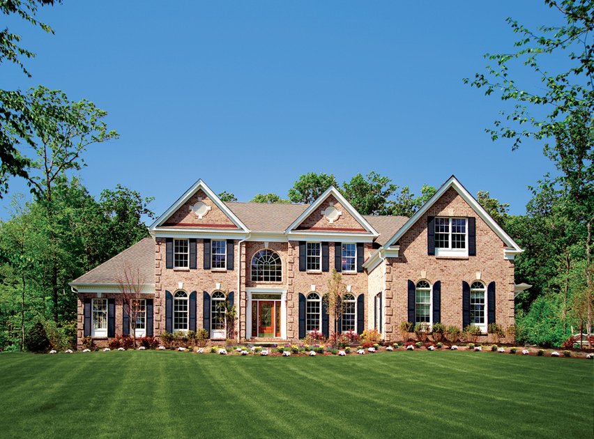 New luxury homes for sale in center valley pa weyhill for Langley home