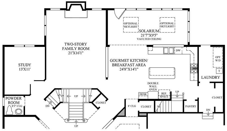 Langley floorPlan