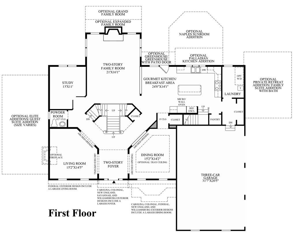 Langley - 1st Floor