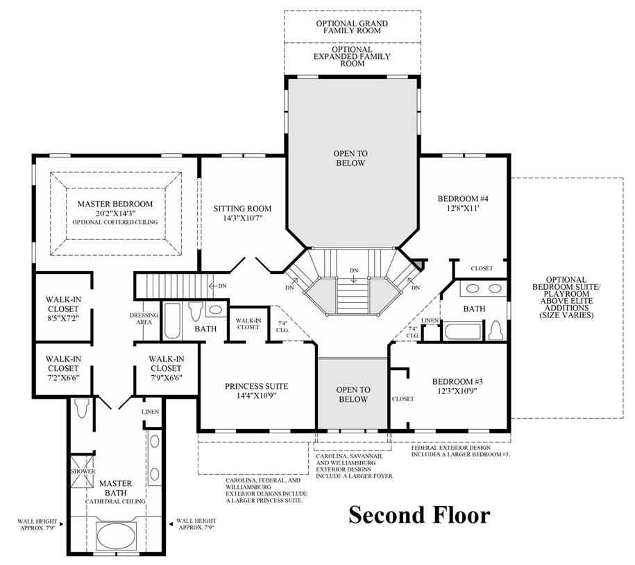 Shenstone reserve the coventry home design for Coventry homes floor plans