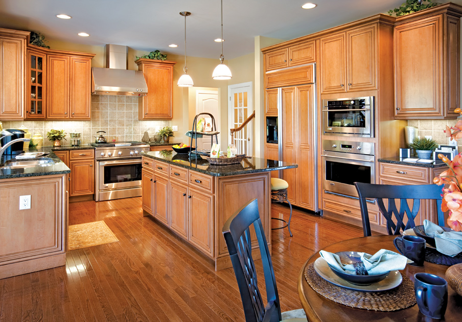 Liseter The Bryn Mawr Collection The Langley II Home Design
