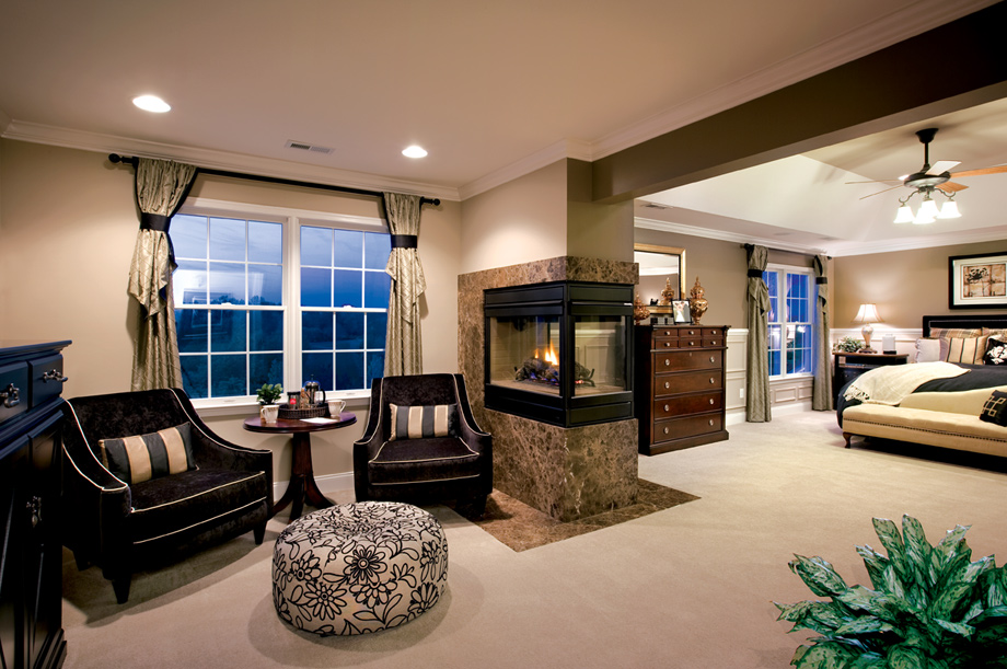 Greenville Overlook The Langley Home Design