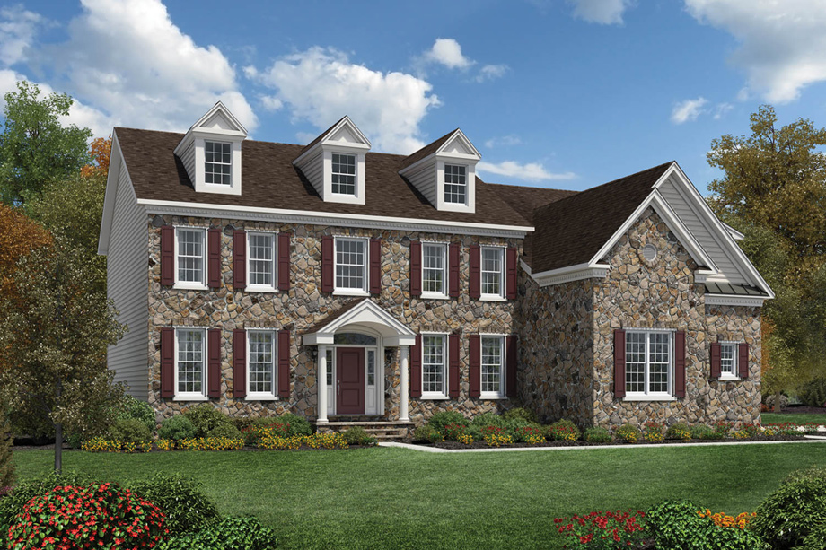 Liseter The Bryn Mawr Collection The Langley Ii Home