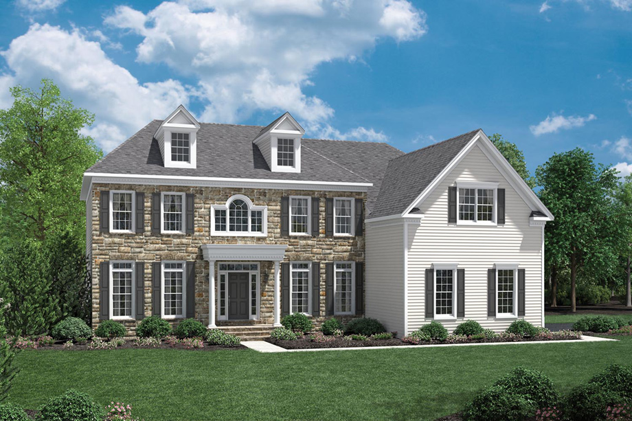 Mountain View At Hunterdon The Langley Ii Home Design