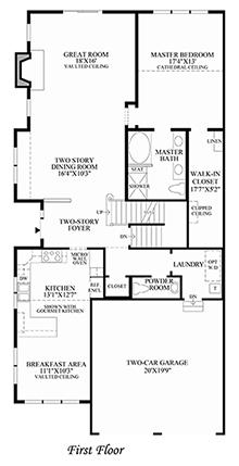 Larchmont - 1st Floor