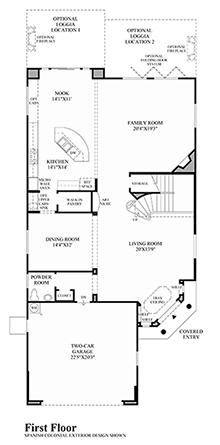 Larkspur - 1st Floor