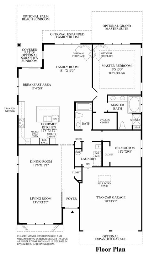 Lehigh - 1st Floor