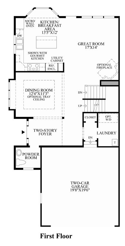 Lehman - 1st Floor