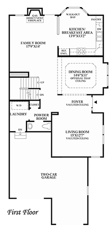 Lindenhurst - 1st Floor