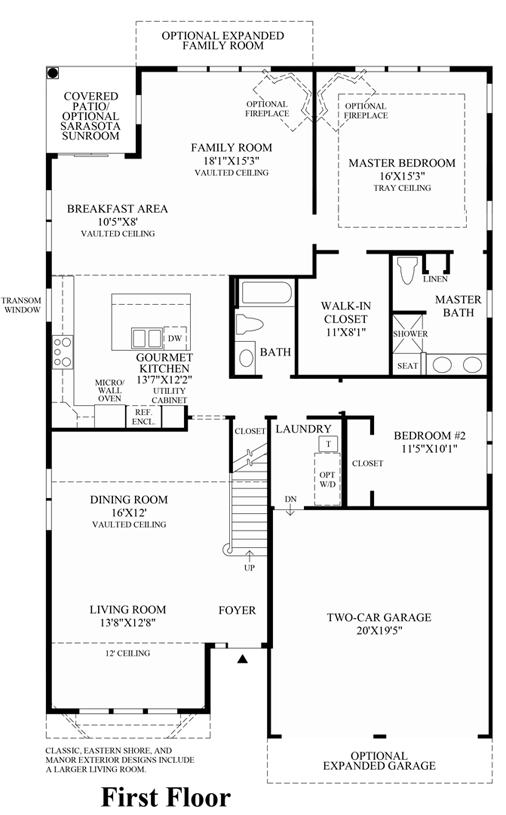 Linwood - 1st Floor