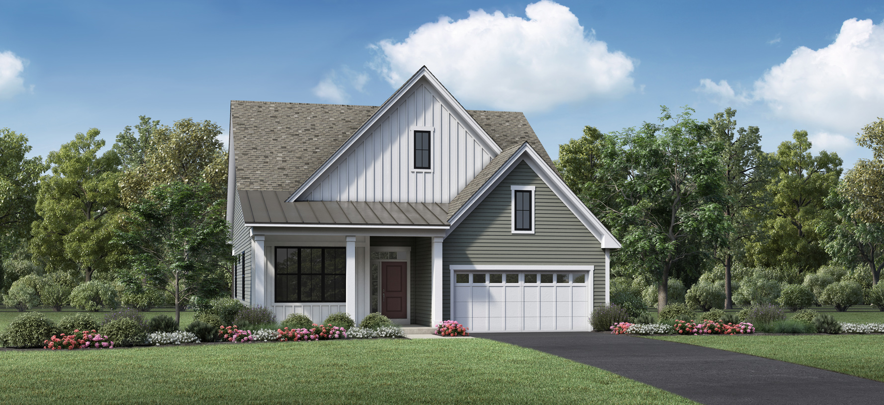 Livingston -  Modern Farmhouse