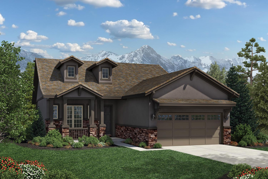 New luxury homes for sale in broomfield co anthem ranch for Ranch model homes