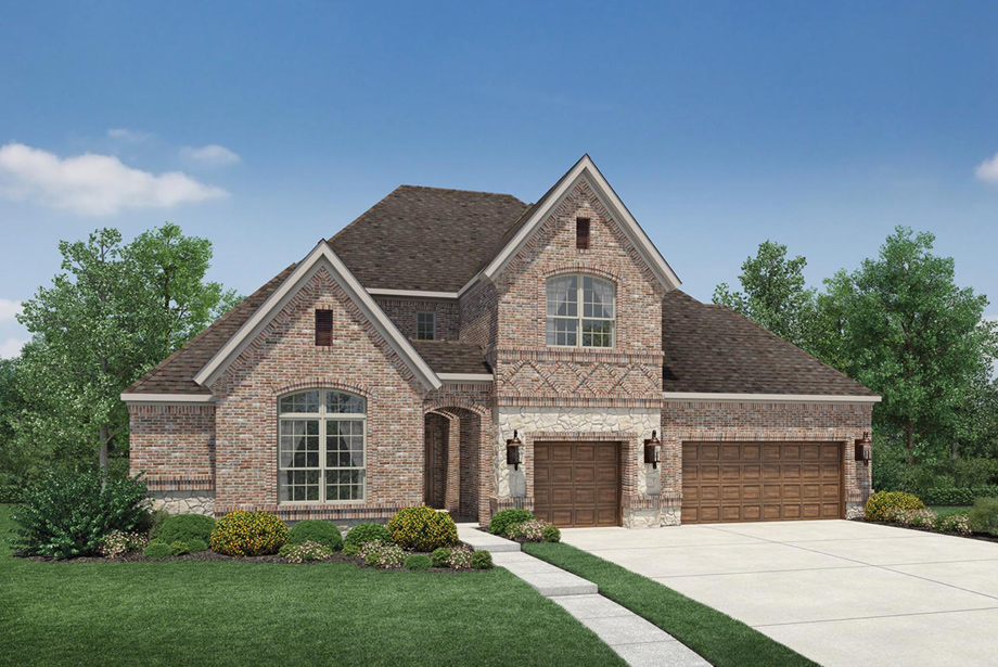 New luxury homes for sale in frisco tx lexington for How to become a home builder in texas
