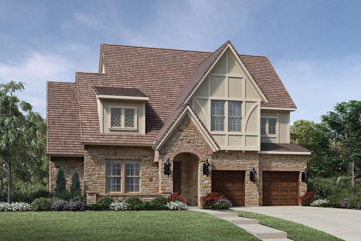 Longview -  Tudor