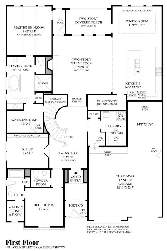 Longview - 1st Floor
