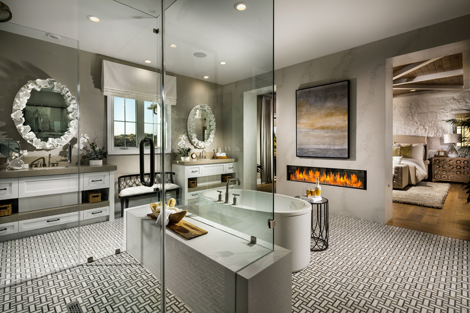 Irvine ca new construction homes meridian at altair for Bathroom remodeling irvine ca