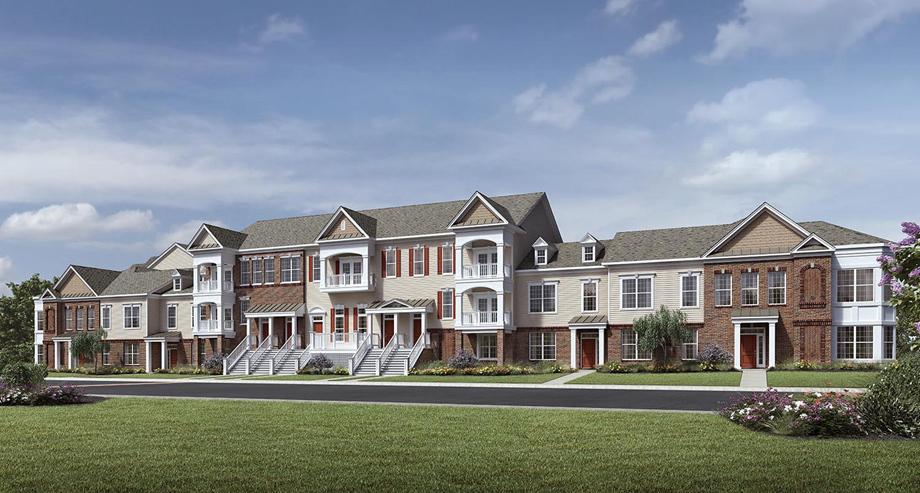 Raleigh Nc New Construction Homes The Cottages At Brier