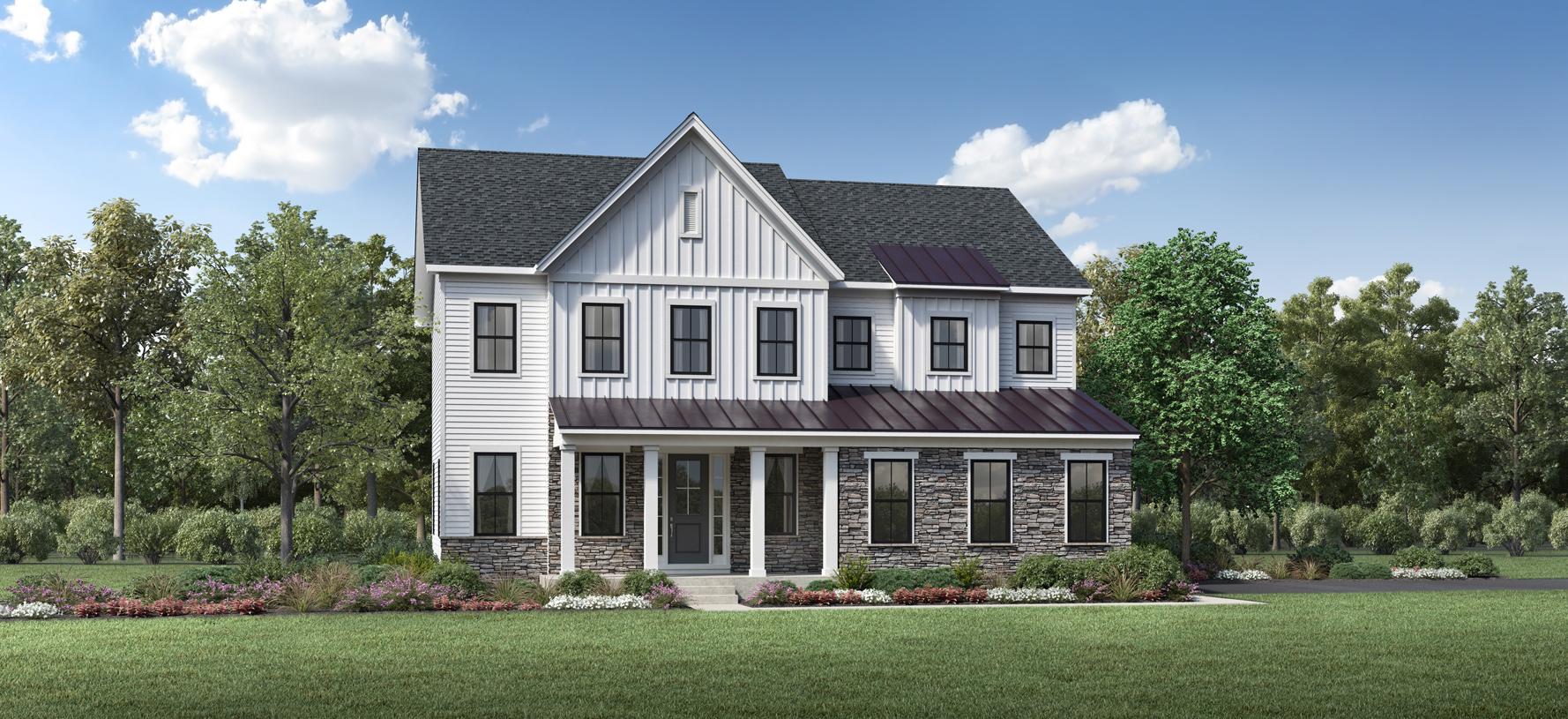 Lyndell -  Modern Farmhouse