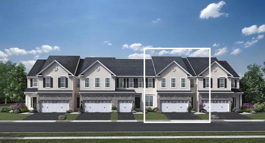 Colmar Pa Townhomes For Sale Walnut Creek At Montgomeryville