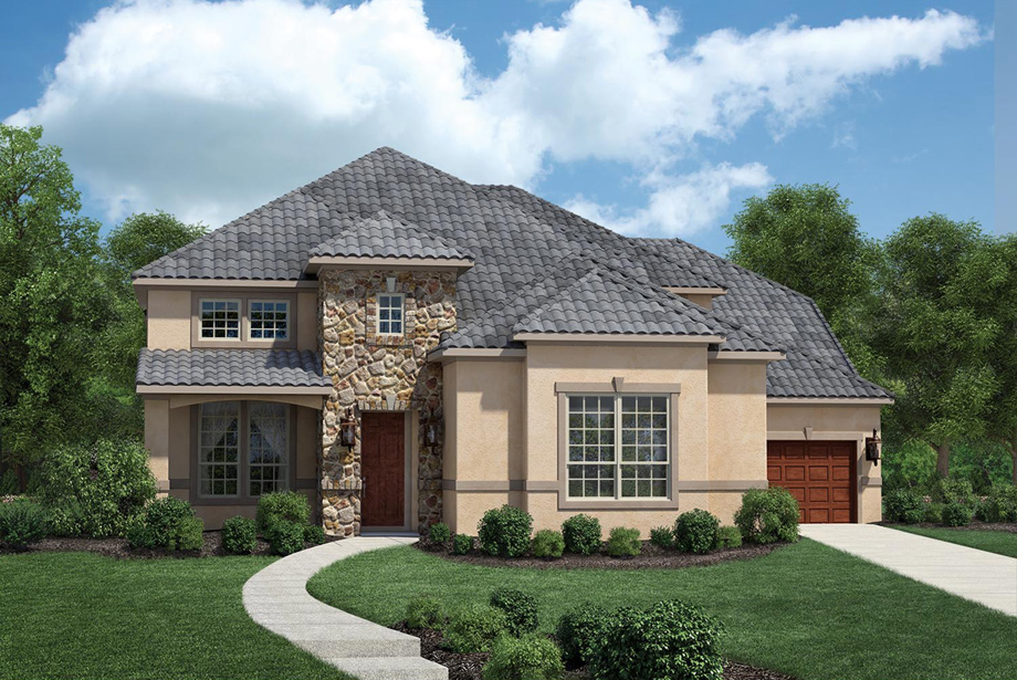 The Reserve At Katy - The Estates | The Madden Home Design