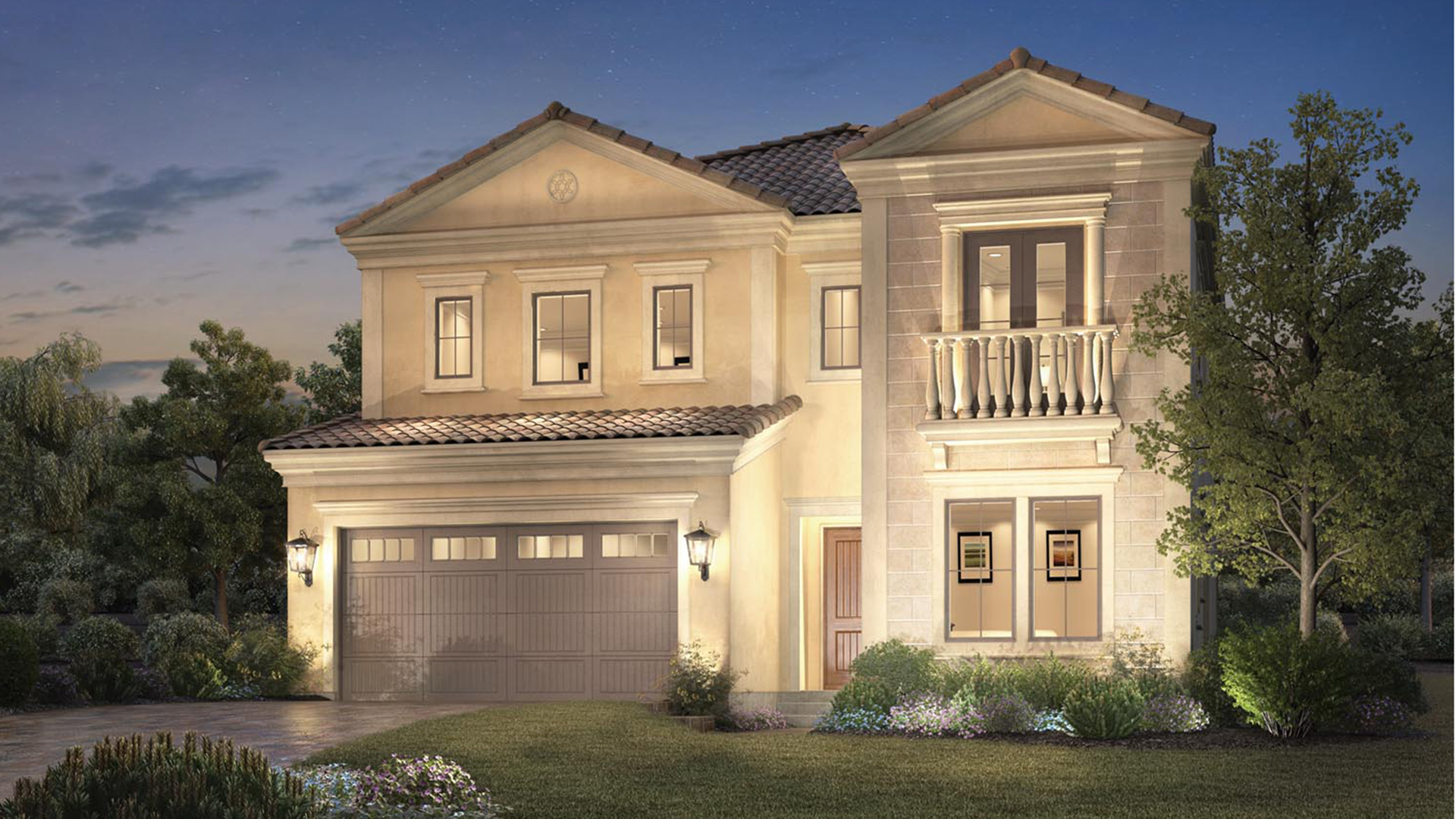 Bella Vista At Porter Ranch Bluffs Collection The
