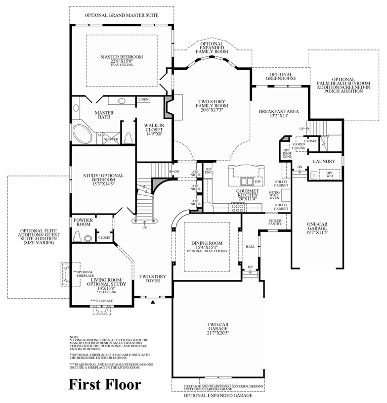 Magnolia - 1st Floor