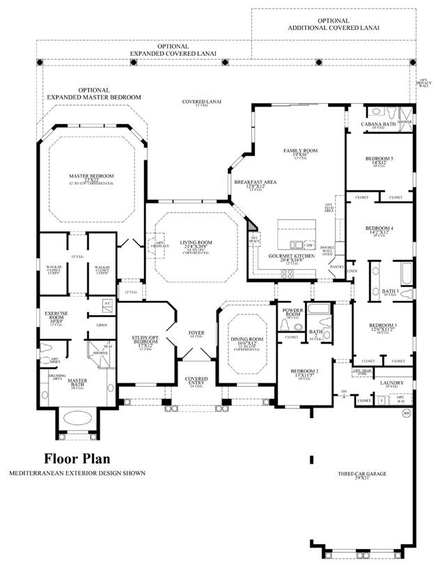 Malaqa - Floor Plan