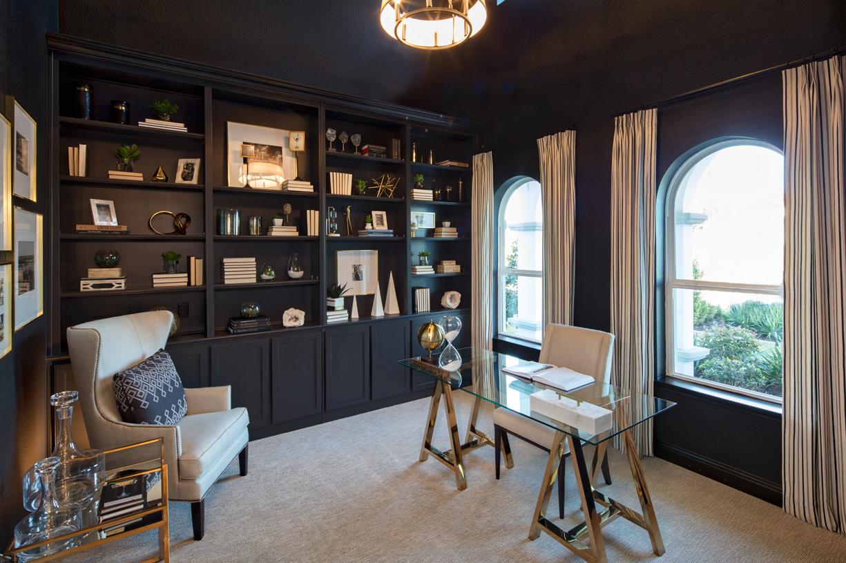 Versatile private office space