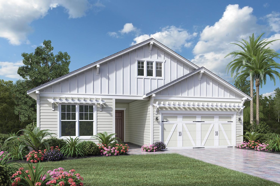 St. Johns FL New Homes for Sale | Julington Lakes - Heritage ...