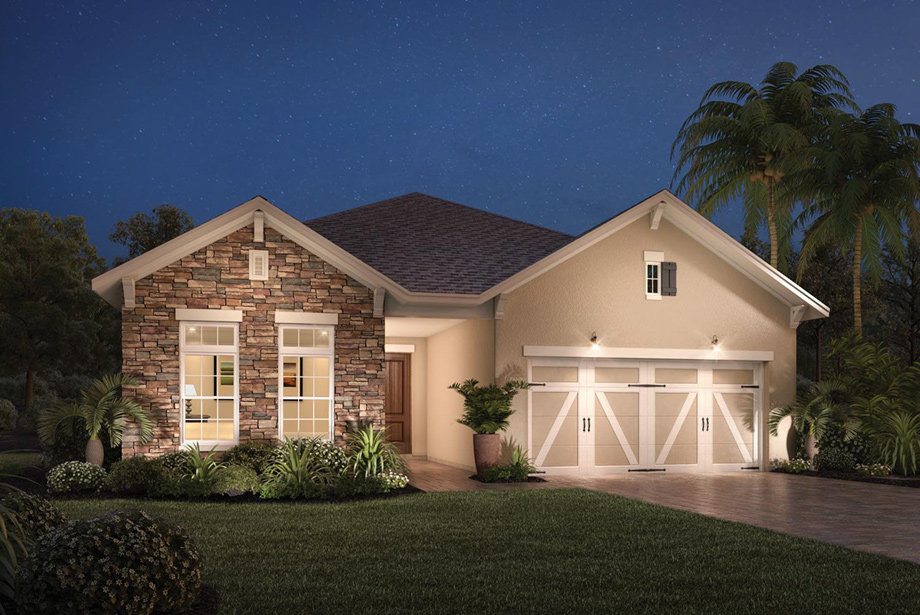 Coastal Oaks At Nocatee Heritage Collection The