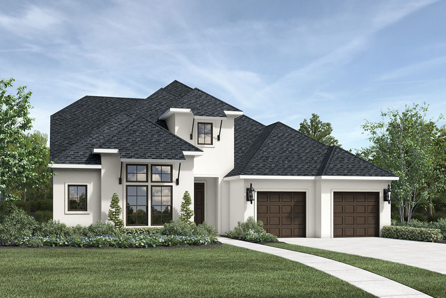 Spring tx new construction homes woodson 39 s reserve for Marlow manor