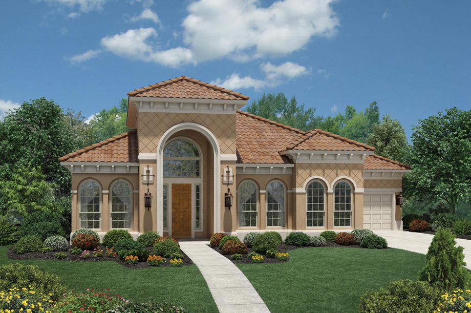8 Star Home Designs Part - 17: The Tuscan