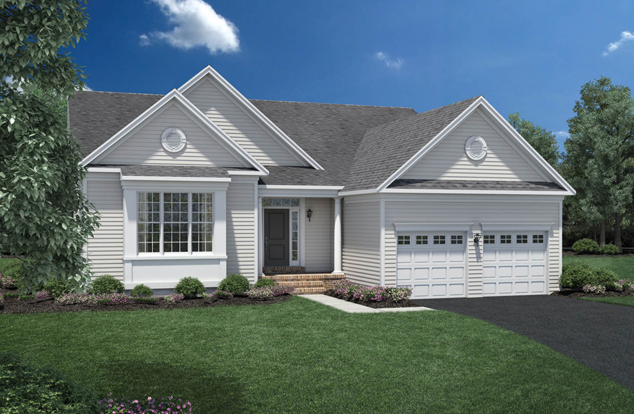 Stow ma active adult community regency at stow the for Classic home villa home collection