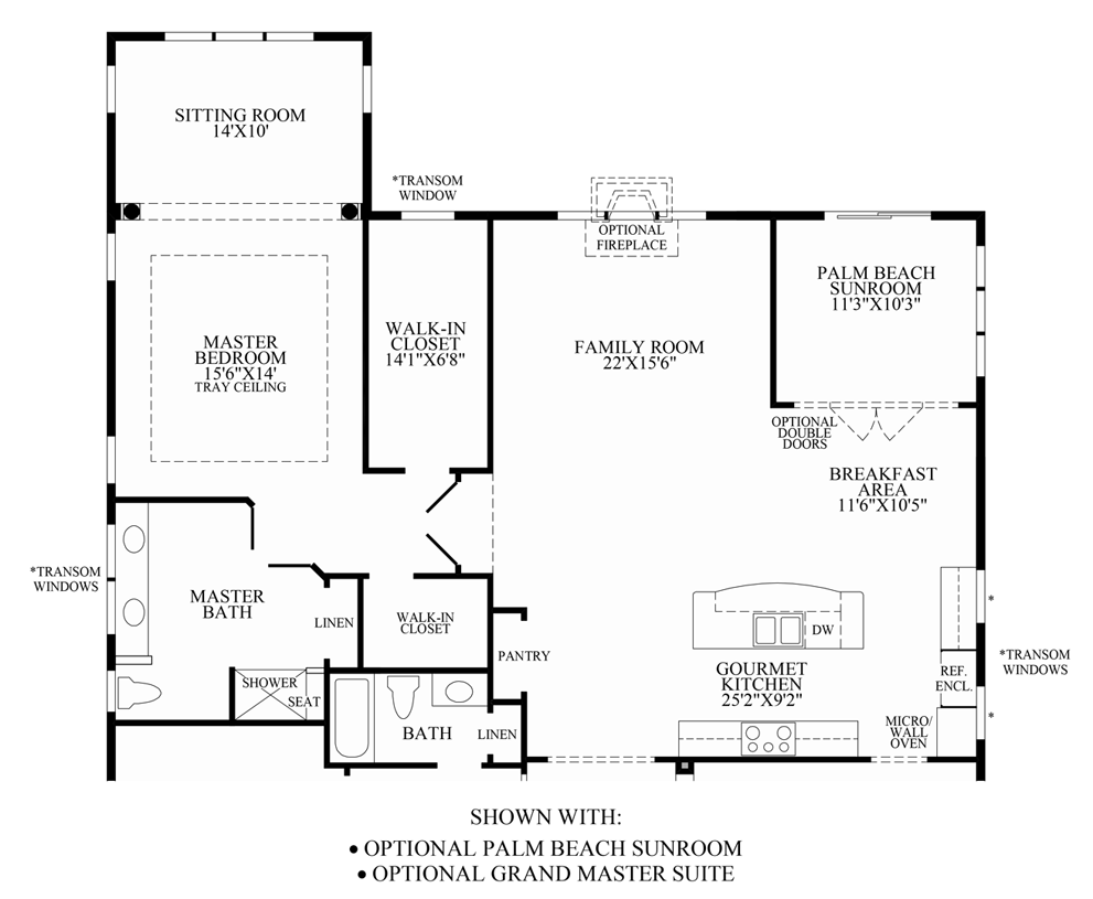 regency at monroe the bayhill home design view floor plans