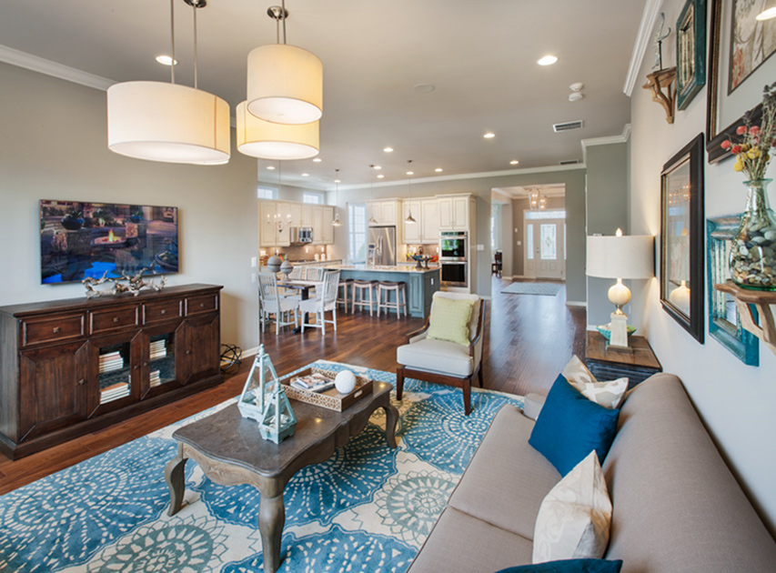 Toll brothers at the pinehills the marshall home design - Marshall home decor design ...