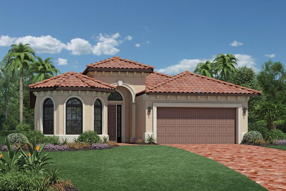 Model homes for sale florida