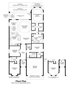 Massiano - Floor Plan