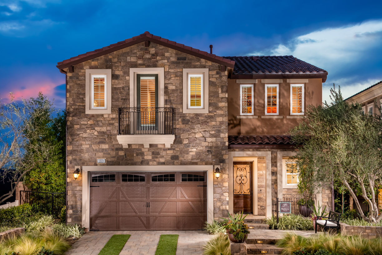 Mayberry Tuscan at Porter Ranch