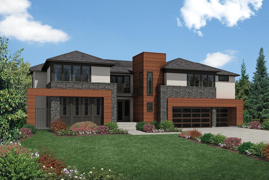 Bellevue Wa New Homes For Sale Belvedere At Bellevue