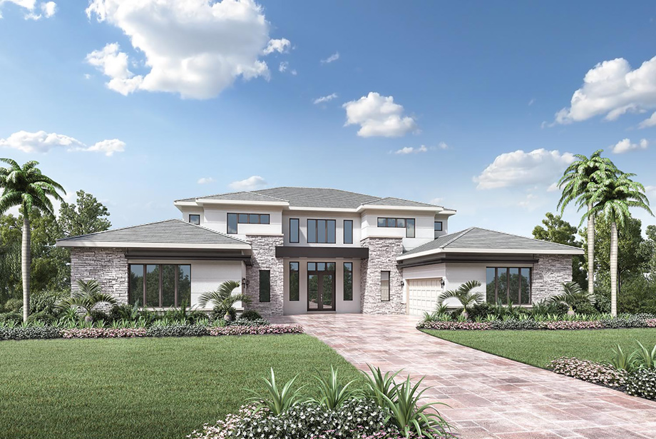 Boca Raton Fl New Homes For Sale Royal Palm Polo Signature Collection