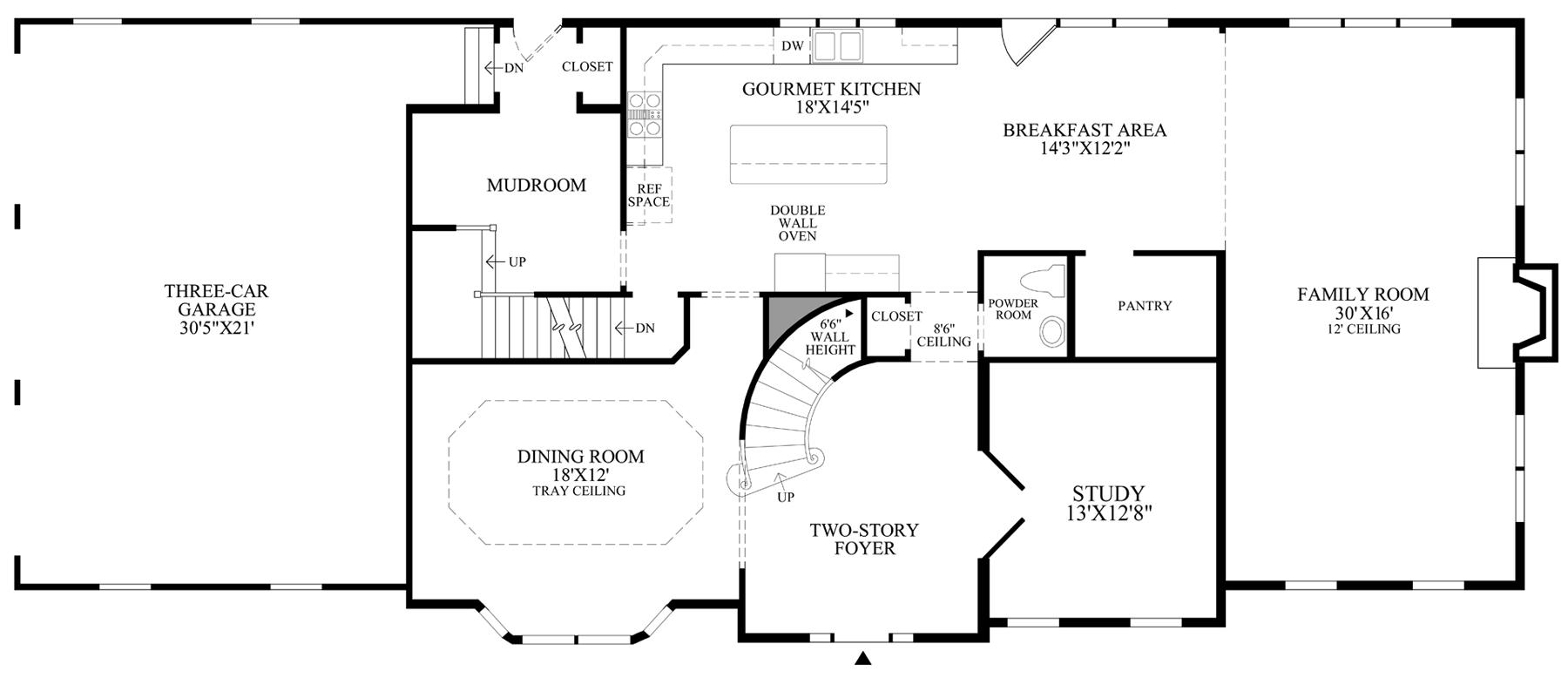 Mendham Heritage - 1st Floor