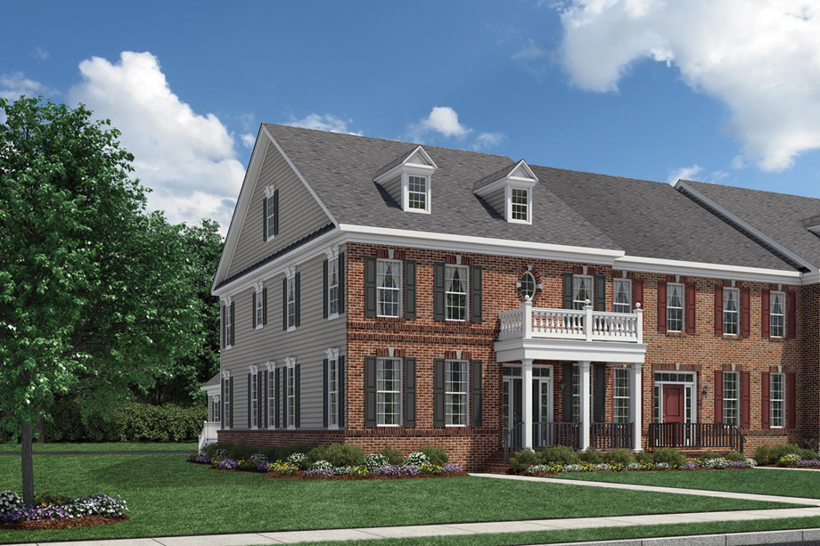Ashburn VA Townhomes for Sale | Loudoun Valley - The Old Towne