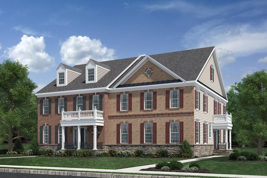 Moorefield Green The Oxford The Mercer Home Design