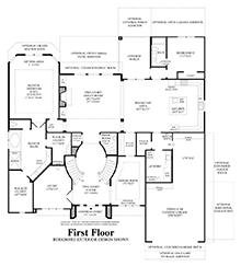 Merida - 1st Floor