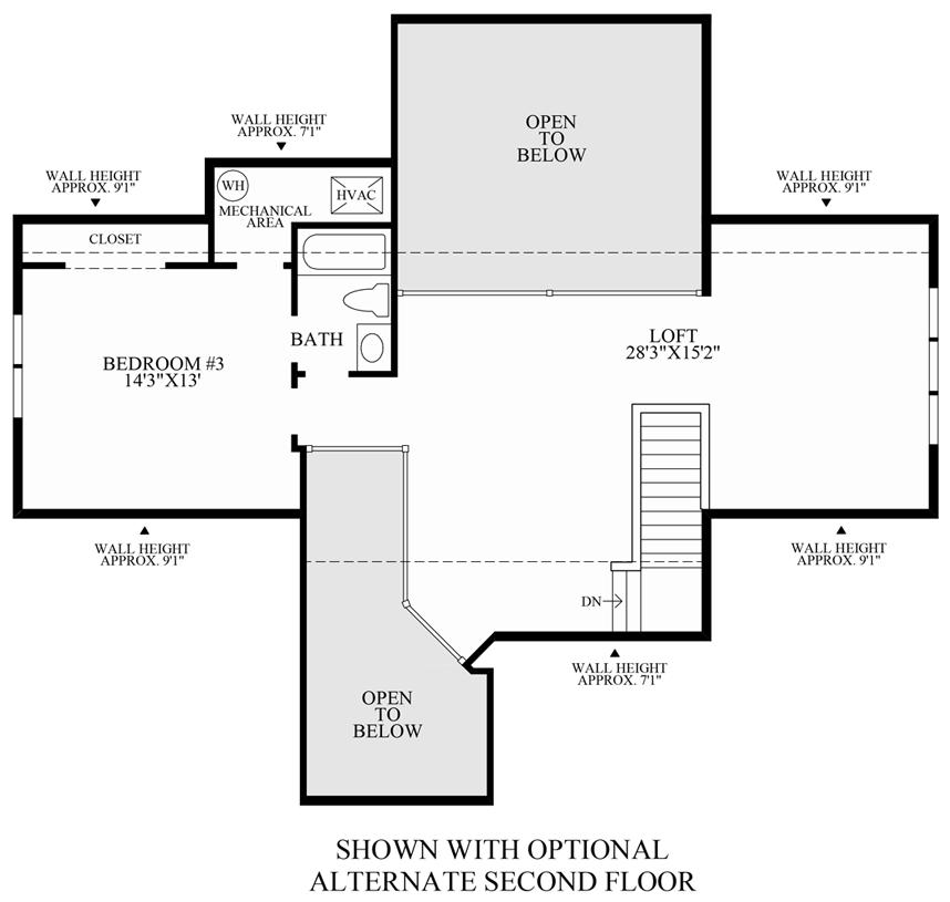 Benson Place Floor Plans Hunt Nc Real Estate